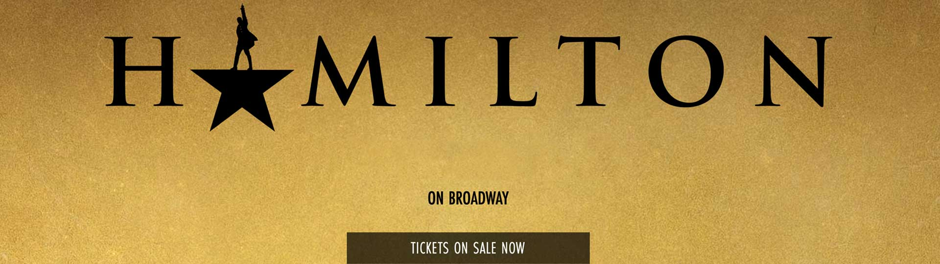 Stubhub tickets for Hamilton